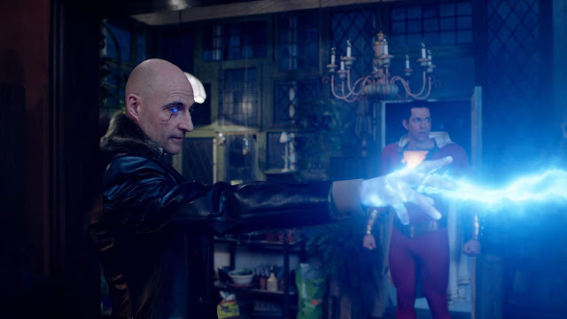 Zachary Levi Mark Strong David F. Sandberg | DC Shazam!