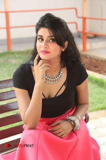 Telugu Actress Harini Stills at Dhyavudaa Movie Teaser Launch  0280.JPG