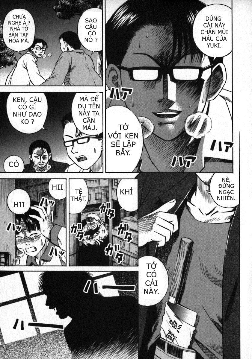 Higanjima chapter 8 trang 19