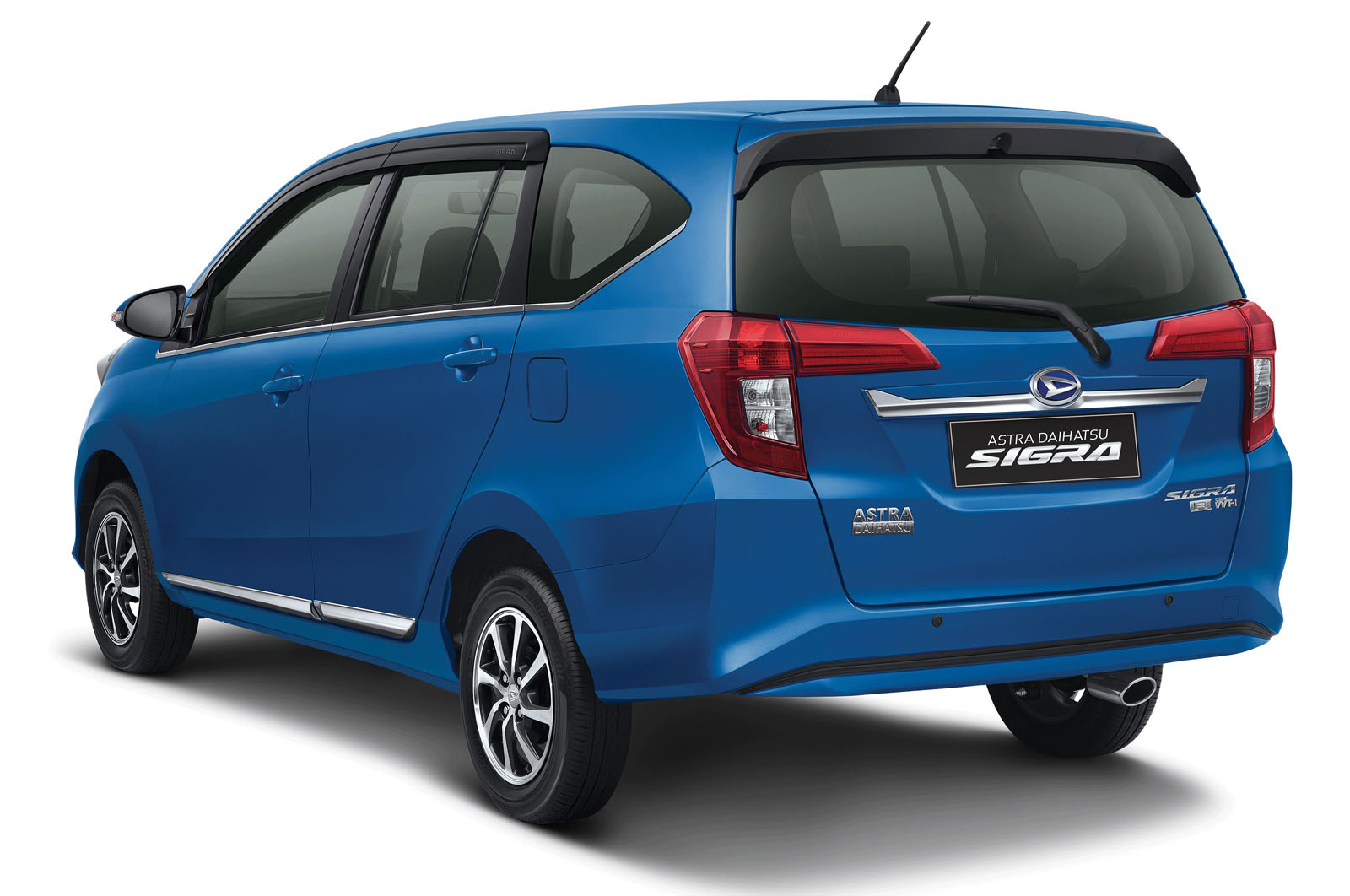 Daihatsu Rolls Out New Budget- And Family-Friendly Sigra