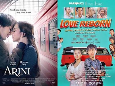 20 Film Romantis Indonesia 2018 – Bagian 2