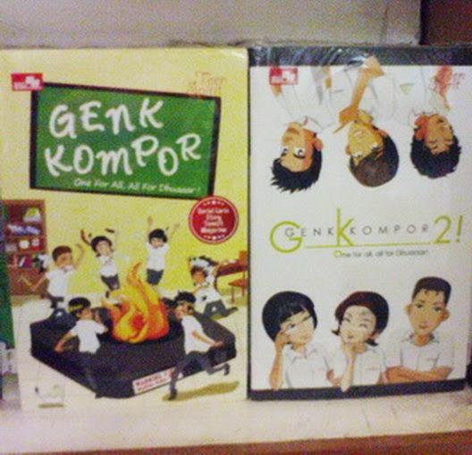 buku untuk generasi muda Indonesia