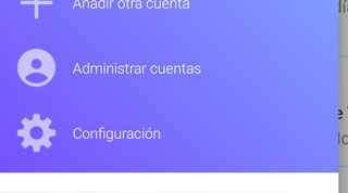 Configurar funcion intuitiva personalizable en Yahoo App