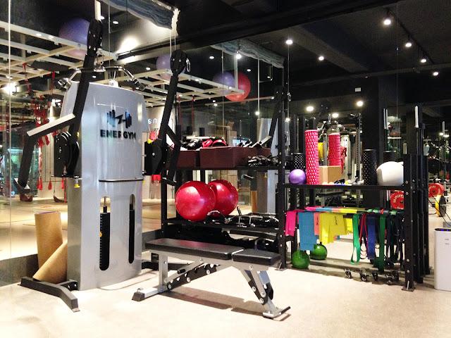 台北市松山區-Energym-體適能-肌力訓練-重量訓練