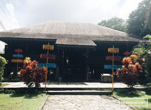Rumah Adat Belitong