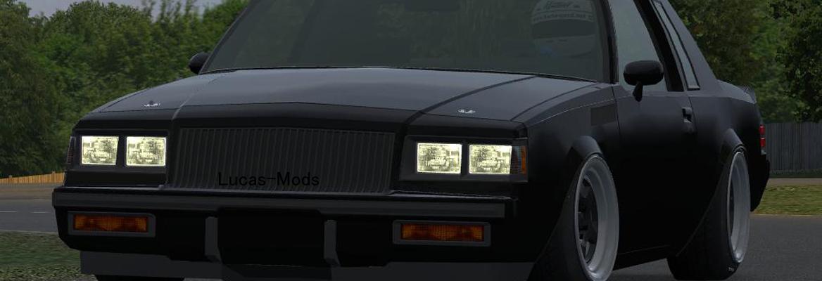 2016 Buick Gnxml