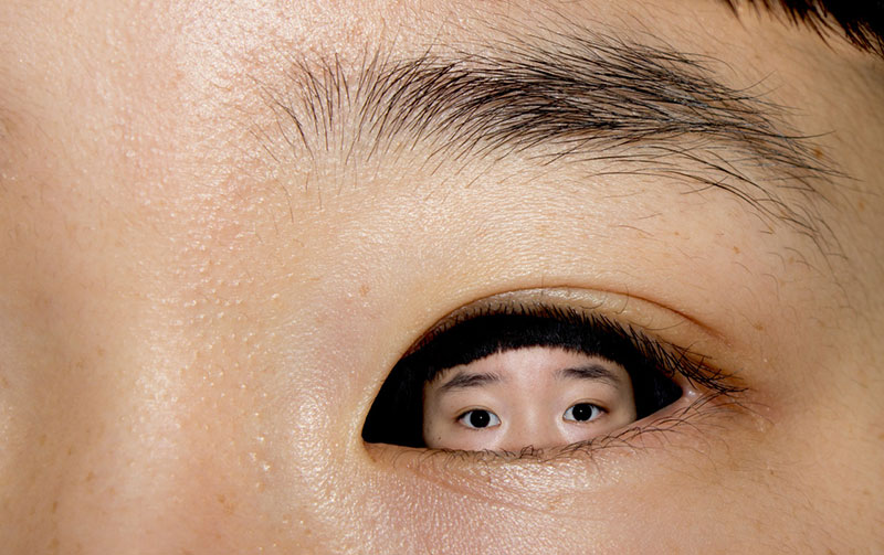 Unusual Selfies By Izumi Miyazaki-7971