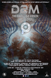Local Event: The Daedalus 2 Mission: A Space Opera!