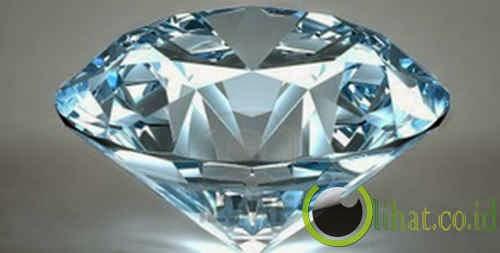 Berlian - Rp 642 juta per gram