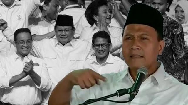 Disebut Isi Kepalanya di Bawah Mahasiswa D2, Reaksi Sekjen PKS Mardani Ali Sera Jadi Sorotan