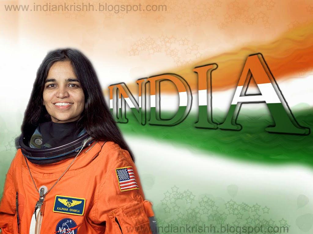 Respect Girl Wallpaper In Hindi Legends Of India Astronaut Kalpana Chawla