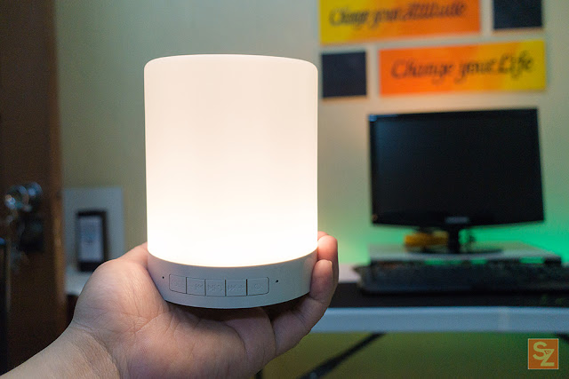 smart music light