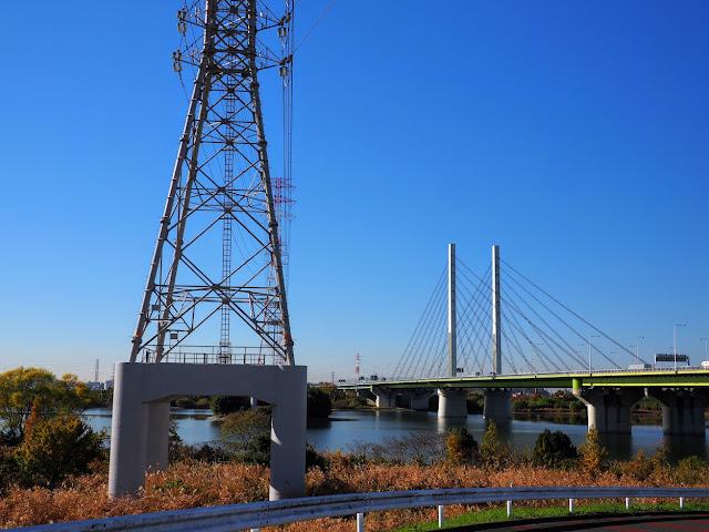 荒川 幸魂大橋
