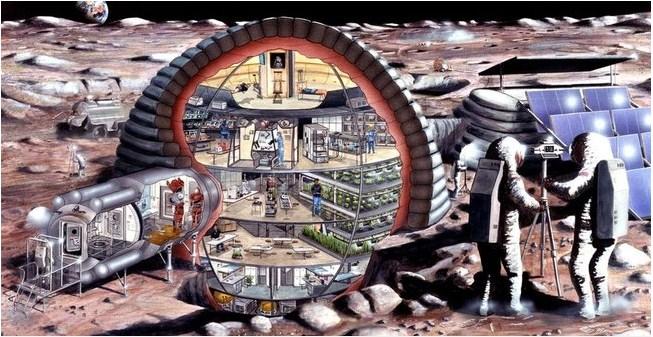 Lima Teknologi Canggih Buatan NASA ini Bisa Buat Manusia Tinggal di Mars
