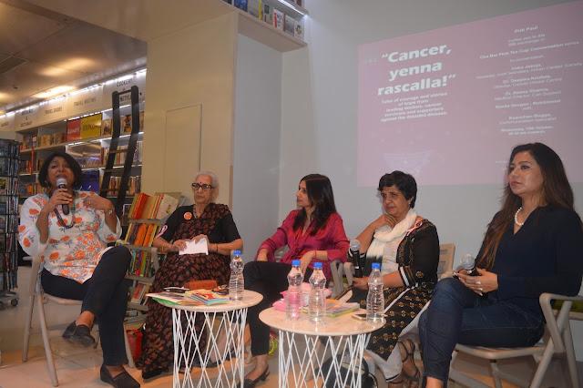 Kaanchan Bugga, Indra Jasuja,Kavita Devgan,dr. Reena Sharma & Deepika Krishna
