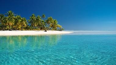 Honeymoon in Cook Islands in New Zealand