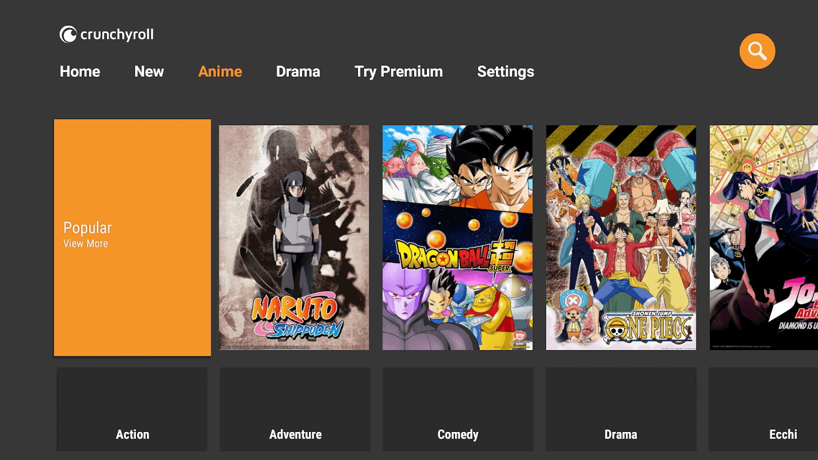 best anime app for iphone