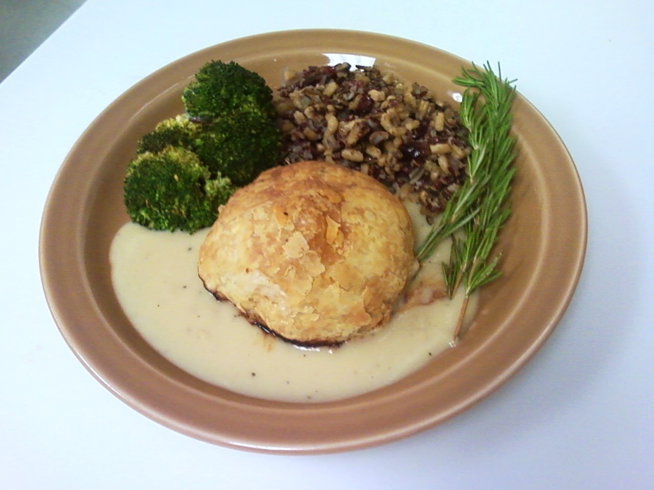 Professional Vegan Cooking and More: Portobello Mushroom ...