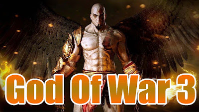 God Of War 3 PPSSPP ISO Free Download highly compressed