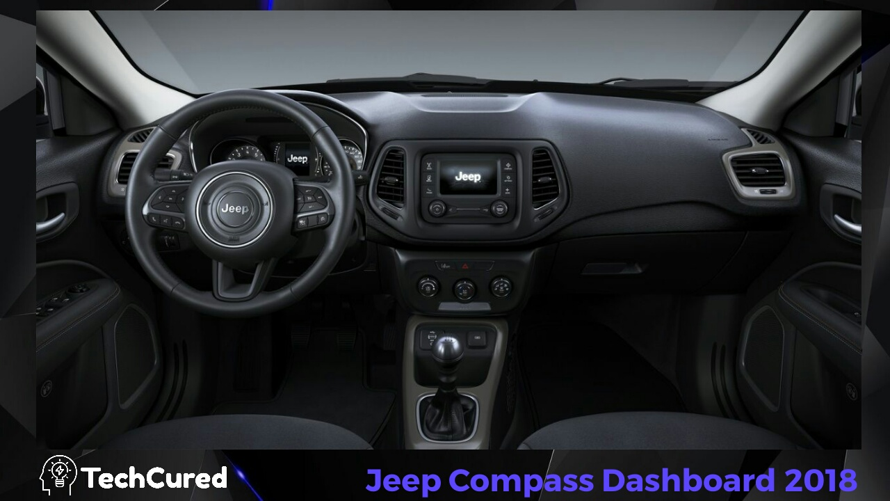 TechCured | Jeep Compass A Beast In SUV | Jeep Compass Dashboard