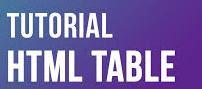 Cara Membuat Tabel di Dalam Tabel pada Website