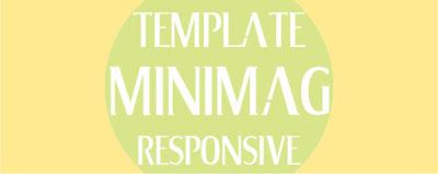 Template MiniMag Terbaru Responsive Download Gratis Buat Kalian