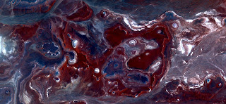 pictures abstract of the deserts of Africa from the air, collection of Abstract Naturalism Munimara,