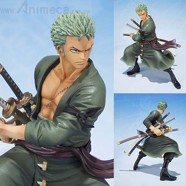 RORONOA ZORO 5th Anniversary Edition Figuarts ZERO FIGURE One Piece BANDAI