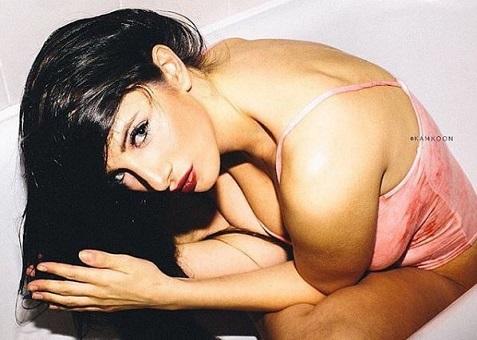 Foto Hot Model Cara Ruby 12