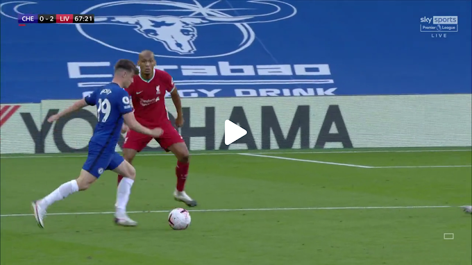 VIDEO: Chelsea 0-2 Liverpool /  Premier League