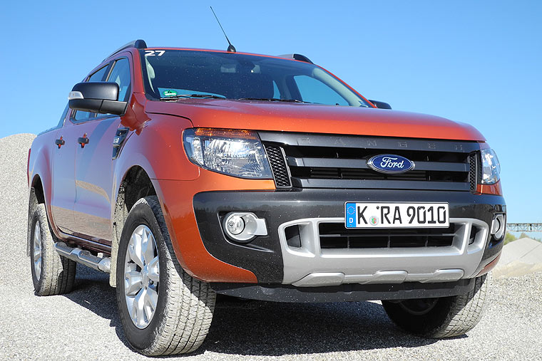 ford wildtrak 2012