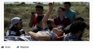 Allahu Akbar! Sembari Menunjuk Langit, Remaja Palestina Korban Kebrutalan Israel : Aku Melihat Surga