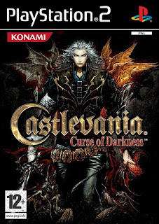 Castlevania Curse of Darkness PAL PS2