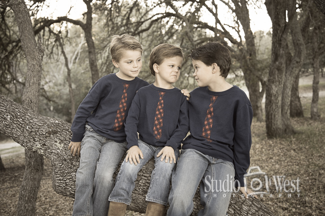 Paso Robles Family Portrait Photographer - Studio 101 West Photography