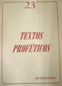 Textos proféticos