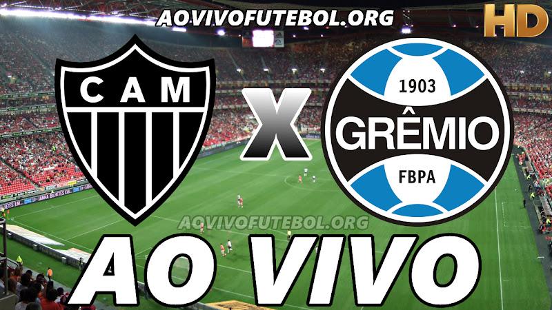 Atlético Mineiro x Grêmio Ao Vivo na TV HD