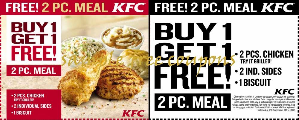 kfc coupons 2015 sydney - photo#19