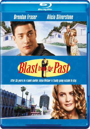 Blast from the Past 1999 BRRip 800MB Hindi Dual Audio 720p Watch Online Full Movie Download bolly4u
