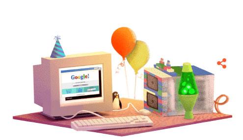 Google Rayakan Ulang Tahun Ke 17