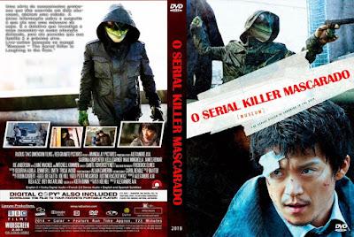 Filme O Serial Killer Mascarado (Myūjiamu-Museum) DVD Capa