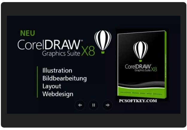 corel draw x8 license key