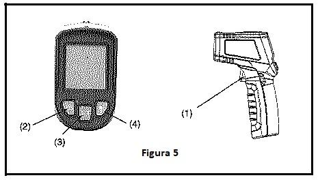 Asín Electrónica: Manual de Instrucciones Termómetro