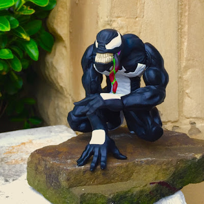 Marvel's Venom Resin Figure by WheresChappell