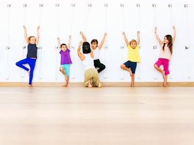 Lợi ích của yoga đối với trẻ em