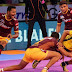 Pro Kabaddi League: UP Yoddha hold off Gujarat Fortune Giants