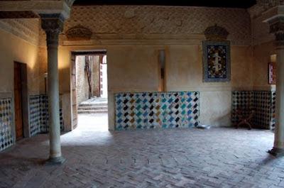 Resultado de imagen de mexuar alhambra granada