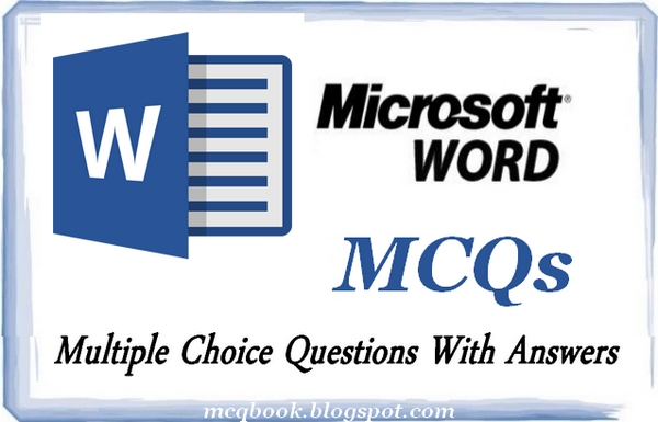microsoft word questions and answers