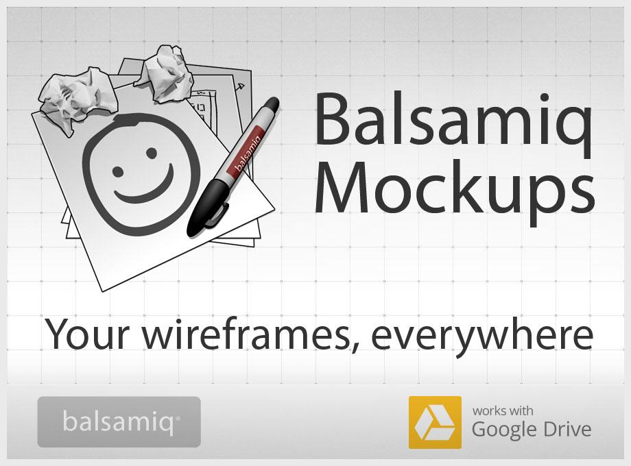 G Suite Developers Blog: Integrating Balsamiq Mockups with Google ...