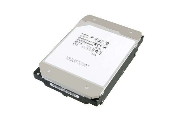 TOSHIBA announces MG07ACA Series, World's first enterprise 14TB HDD with Conventional Magnetic Recording (CMR)