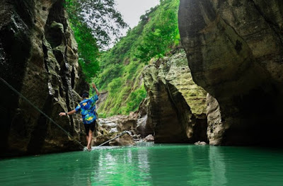 Wisata Alam Green Kenyot Cikahuripan di Bandung
